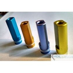Drip Tip Aluminum Slim Model