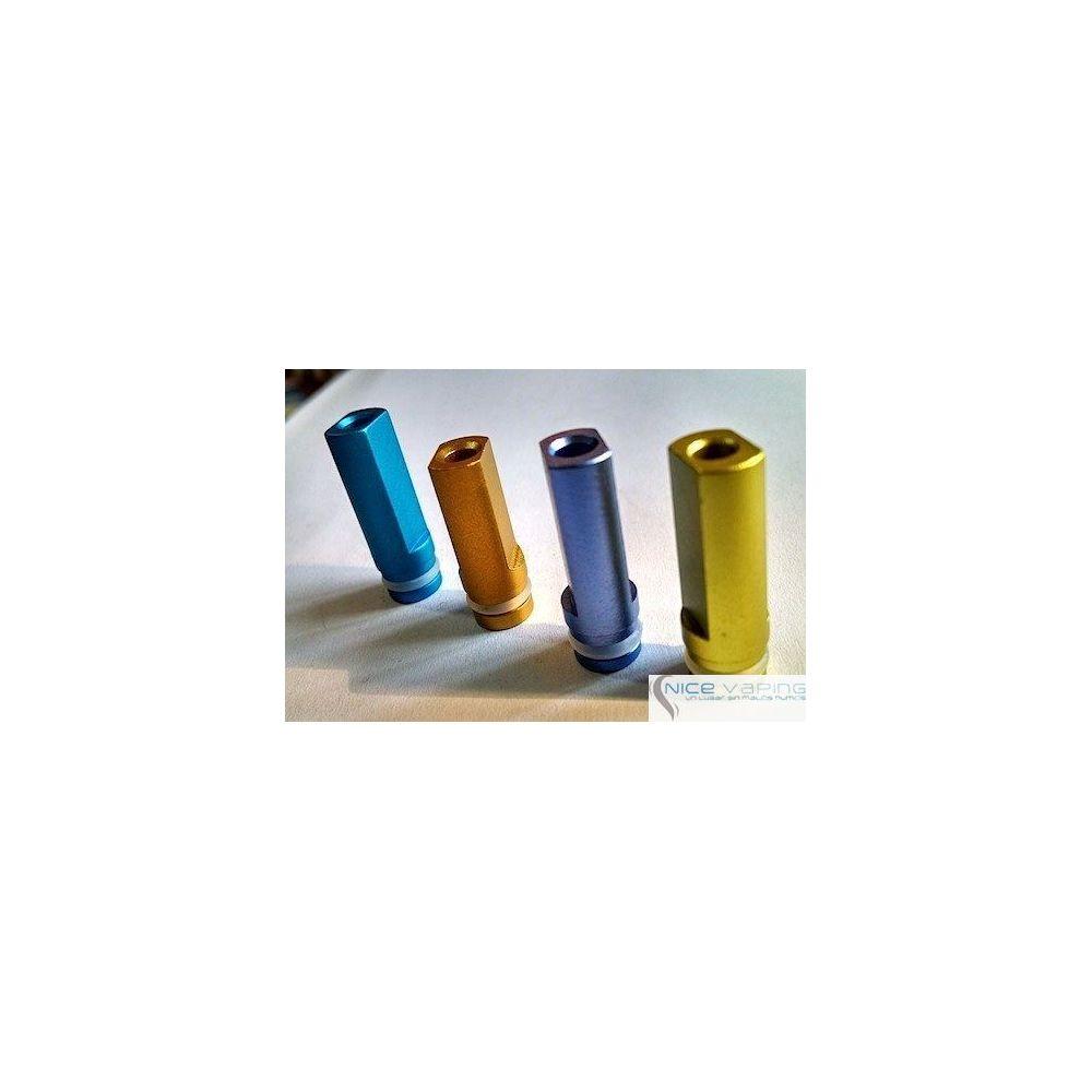Drip Tip Modelo Ranurado Aluminio
