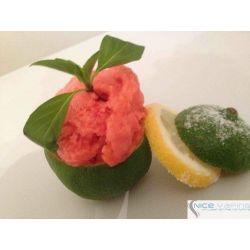 Lima Limon con Fresa