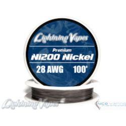 Ni200. Tempered Nickel Lighting Vapes