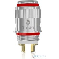 EVIC EGO ONE Coil Head Titanium by Joyetech