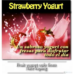 Strawberry Yogurt Premium