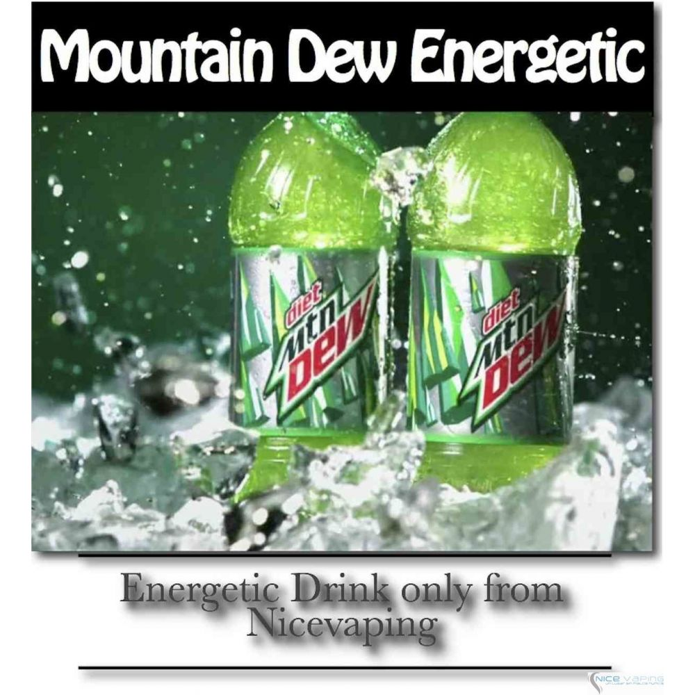 Mountain Dew Energy Premium