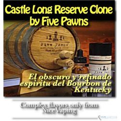 Castle Long Reserve Clon por Five Pawns