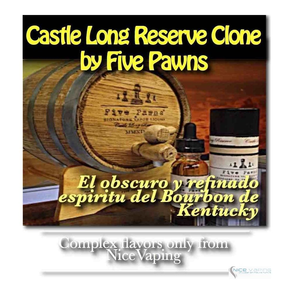 Castle Long Reserve by Five Pawns Clone