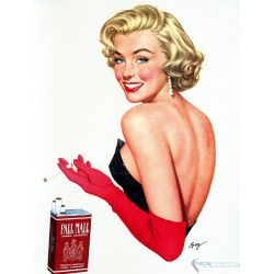 Pall Mall Cigarette Ultra