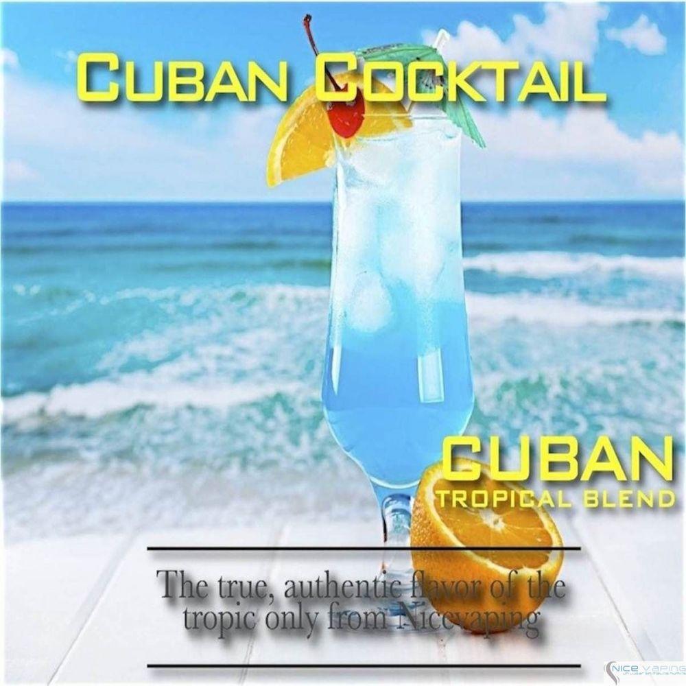 Cuban Tropical Blend Premium