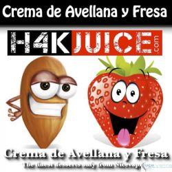 Strawberry Hazelnut Premium