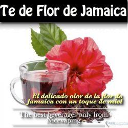 Te de Flor de Jamaica Premium