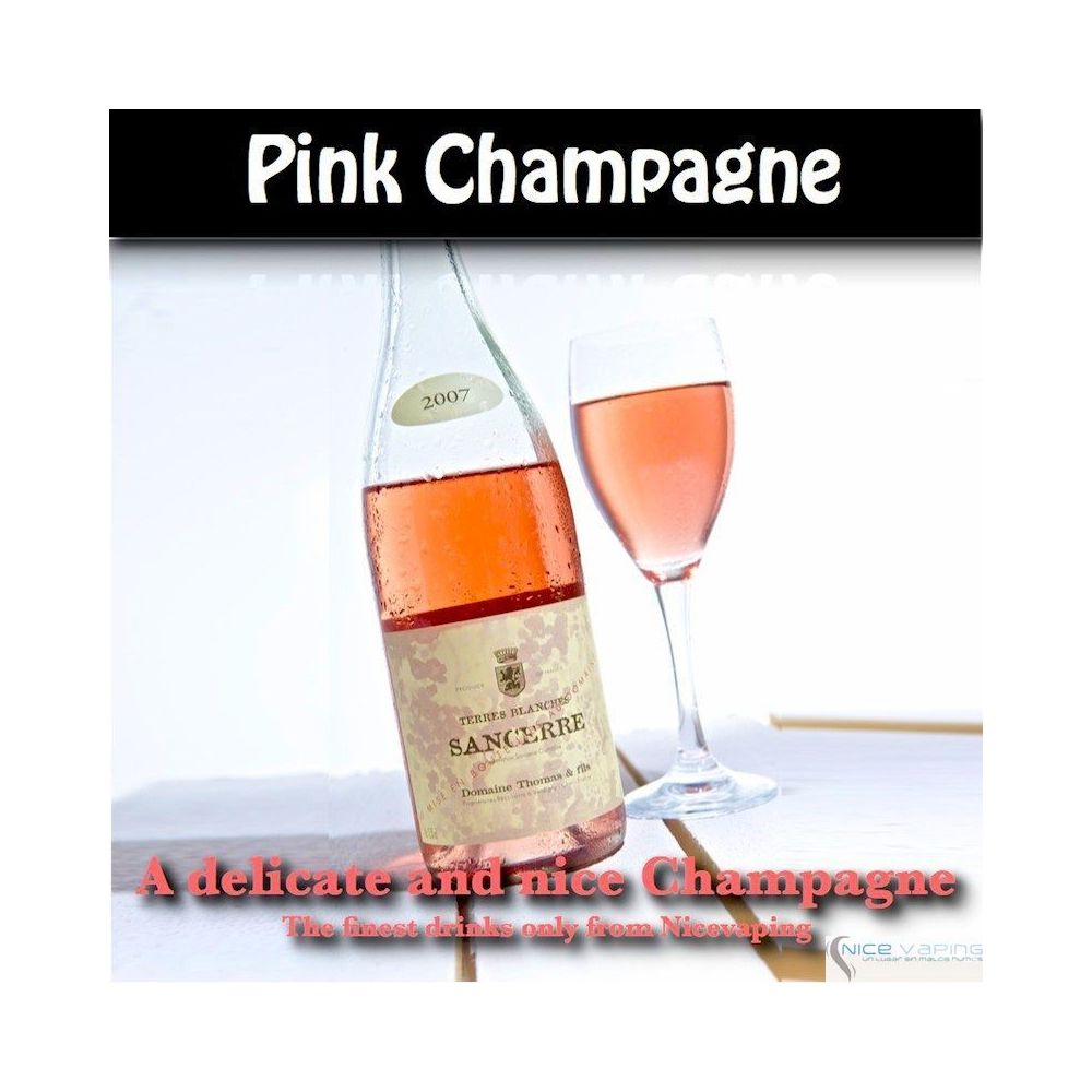 Pink Champagne Premium