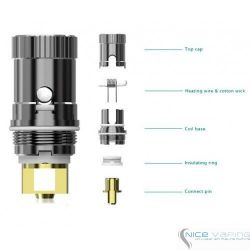 iJust 2 Coil by Eleaf