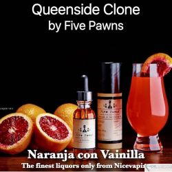 Queenside Clon by Five Pawns