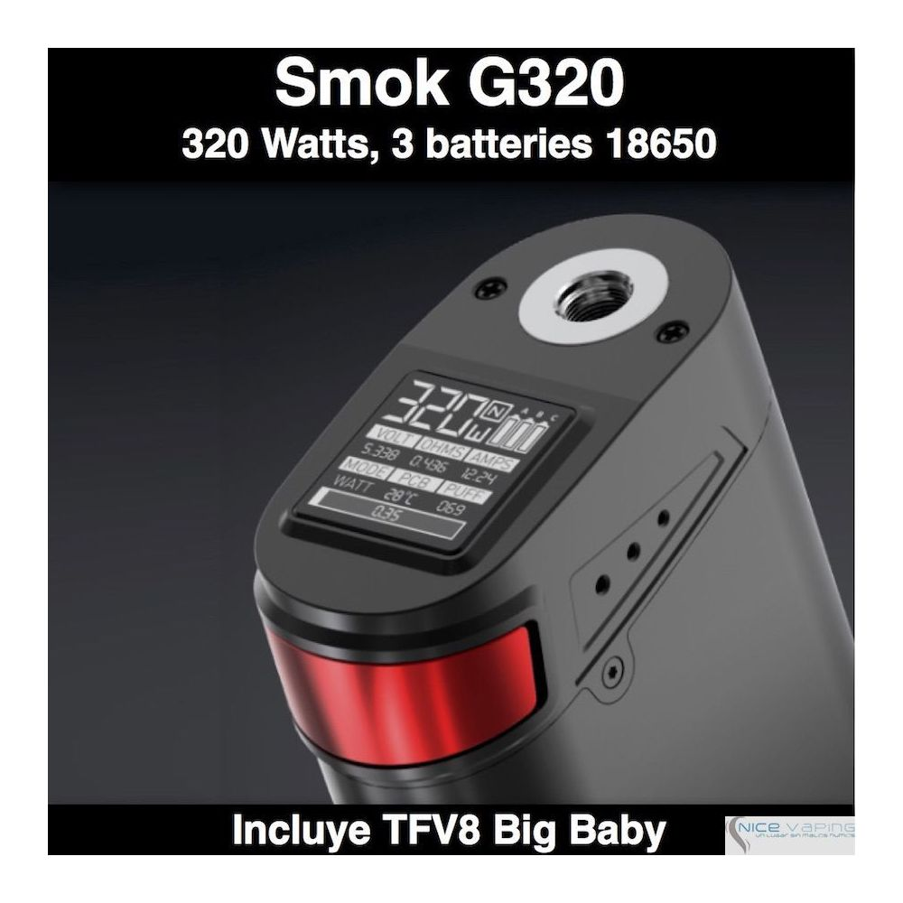 SMOK Marshal G320 - 320W, 5 ml