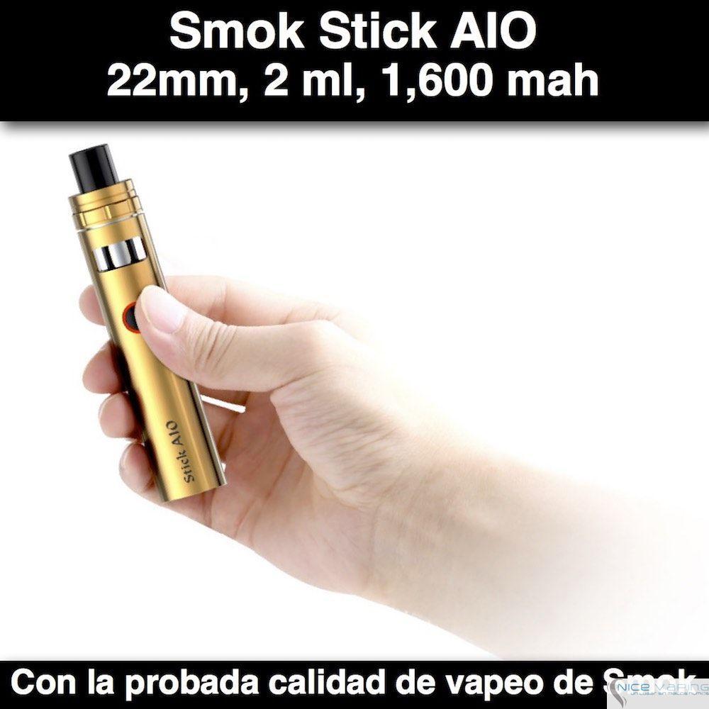 Smok Stick AIO kit @2ml - 1,600 mah