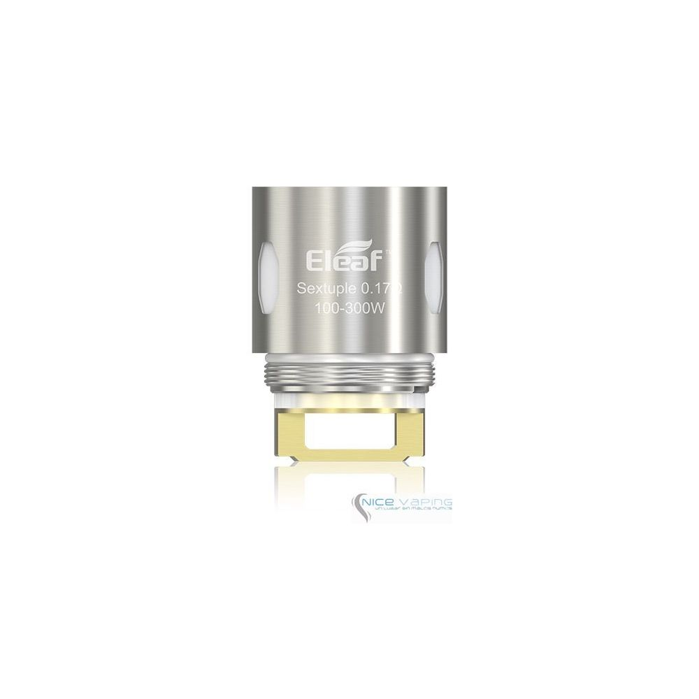 Eleaf ES Sextuple 0.17 Ohms coil head for Melo 300