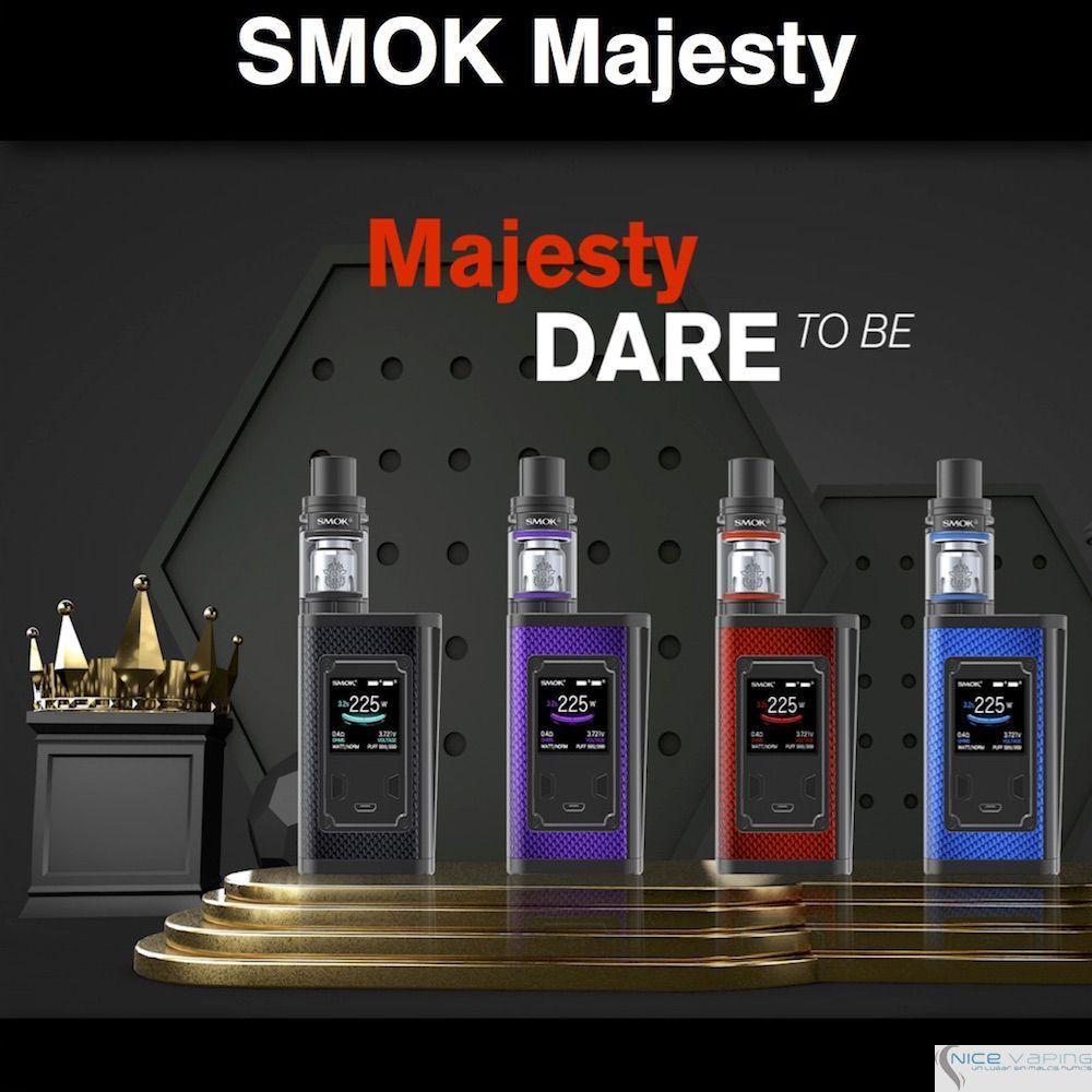 SMOK Majesty Resina