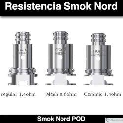Resistencia SMOK NORD POD