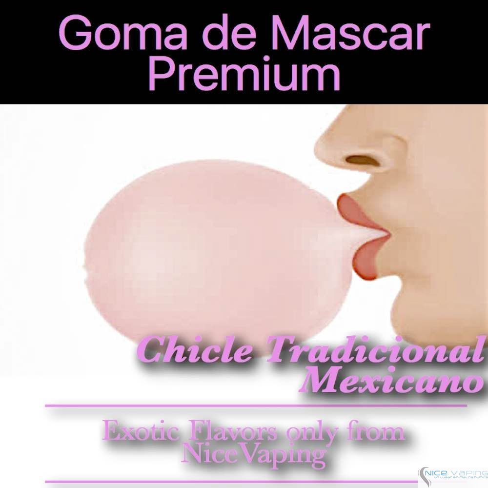 Goma de Mascar Mexicana Premium