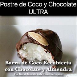 Barra de Coco y Chocolate Ultra
