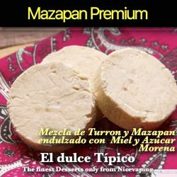 Mazapan Premium