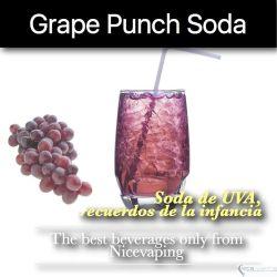 Soda de Uva Premium