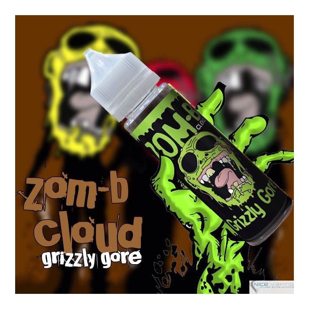 Zom-B Grizzly Gore