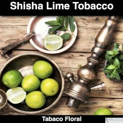 Shisha Lime Tobacco Ultra