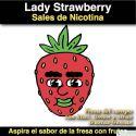 Lady Strawberry- (Nicotine Salts)