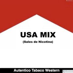 USA Mix  (Sal de Nicotina)