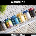 Wotofo Recurve Dual RDA