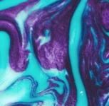 Purple Jade (Aqua/ Red)